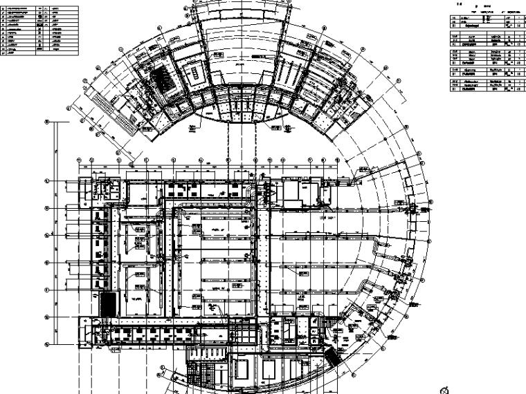 盐城师范学院图书馆暖通系统工程施工图