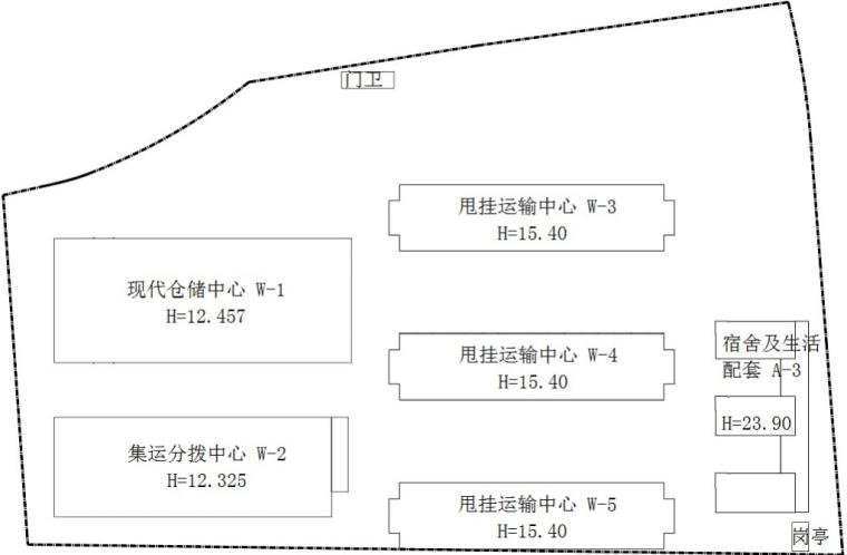 02平面布置图