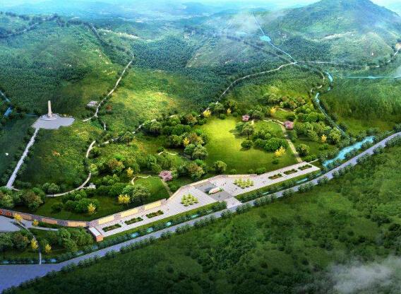 公园建设项目施工总进度计划表