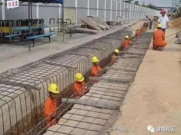 地下连续墙施工质量通病的防治方法!