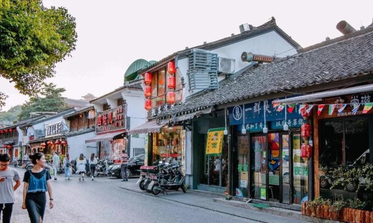 用心感受老杭州小街小巷的慢生活_5
