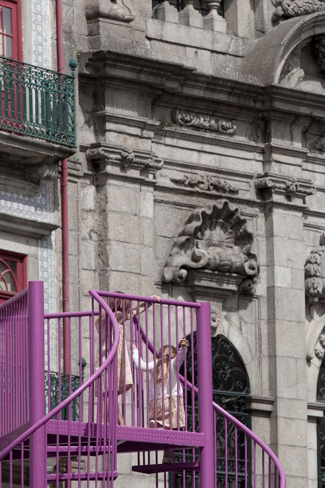 葡萄牙Tripod艺术装置_8
