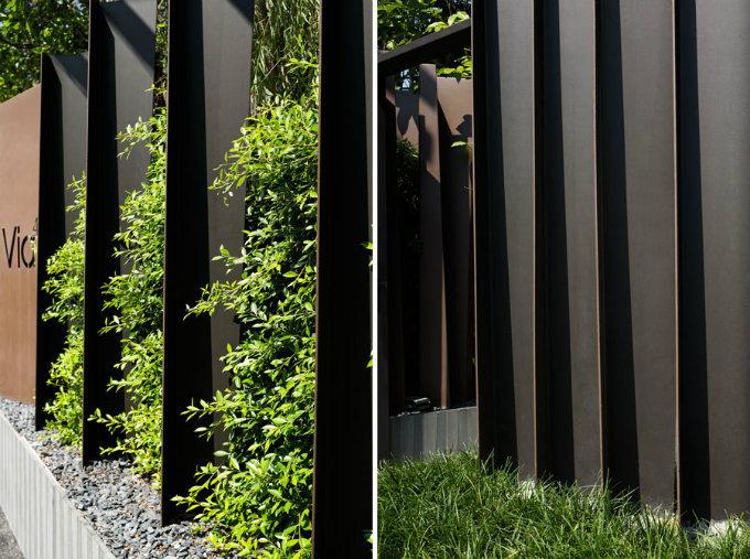 VIA49大楼公共景观——有趣的栅栏_9