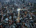 超高层建筑,墨尔本未来独一无二的城市地标!