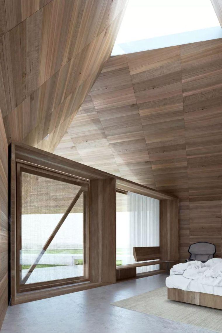 创意十足的顶级度假山庄设计,现代、自然、大气!_8