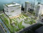 横琴保利国际广场工程结构设计