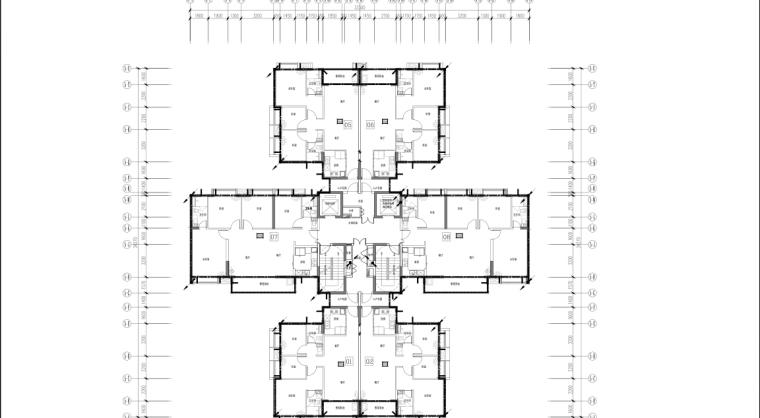 【佛山】时代水岸住宅项目全套电气图纸_2