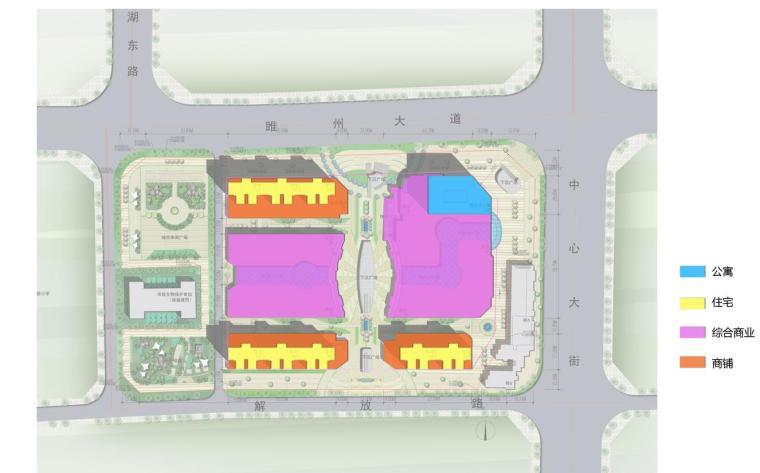 [河南]东部某城市综合体方案设计文本PDF_8