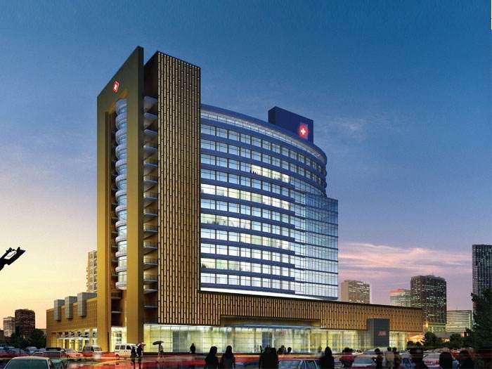 [北京]医院综合楼建设项目质量策划书(图文丰富)