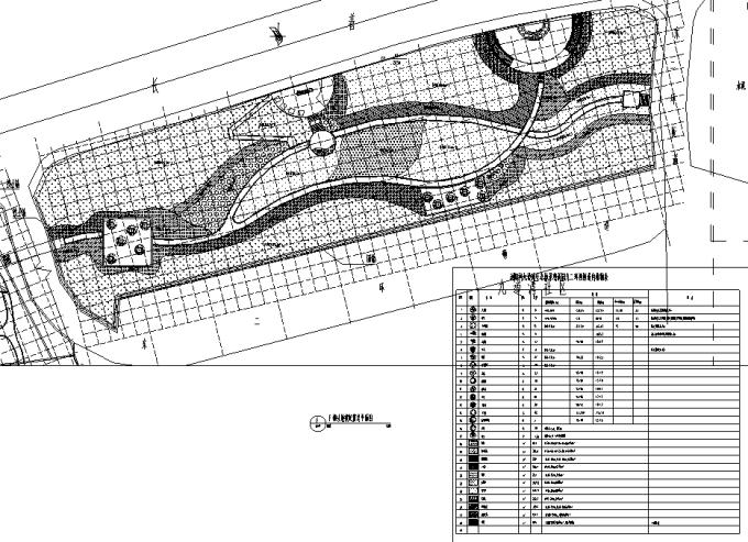 [湖南]山林河湾滨水休闲段生态游园景观设计全套施工图(2016最新)
