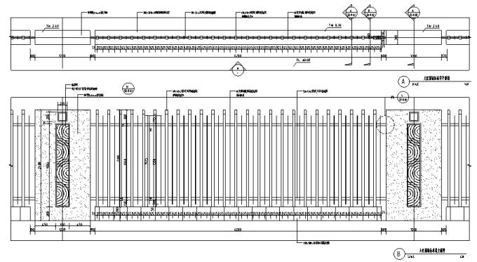 [重庆]低碳工业园区高端住宅景观设计全套施工图(2016最新)_10