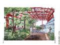 [湖南]湖南中烟长沙卷烟厂景观规划设计