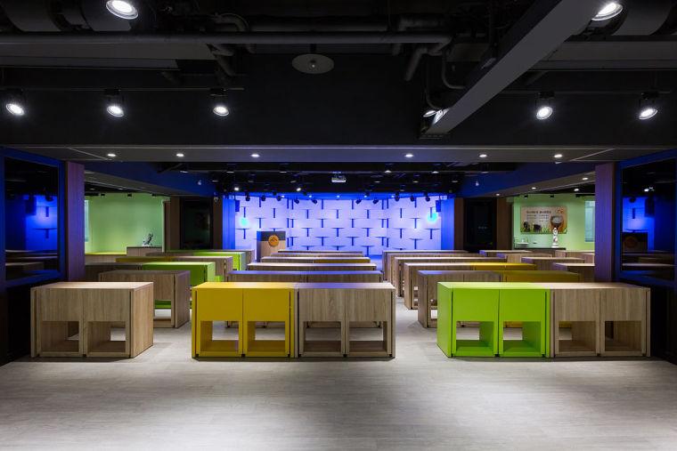 金丰禾企业教育训练办公空间
