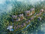 [广东]国家级风景区度假别墅设计文本