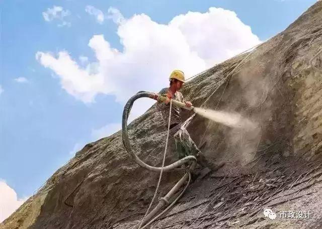 超详细锚杆边坡防护施工