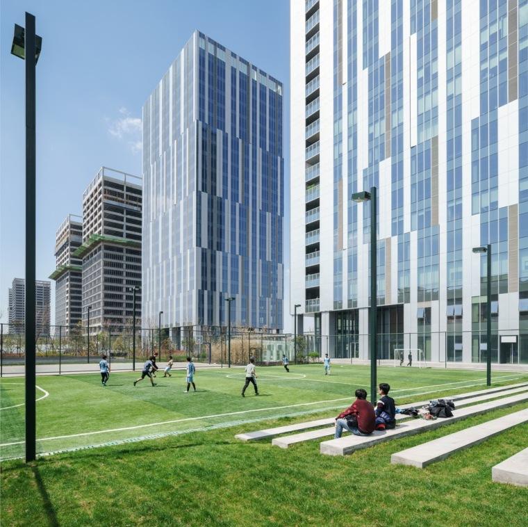 西安环普高新科技产业园办公楼