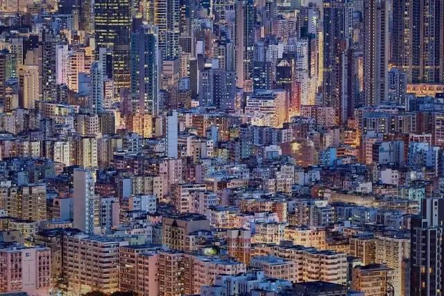 """没见过香港的""""棺材房""""你都不知道住得多幸福_38"""