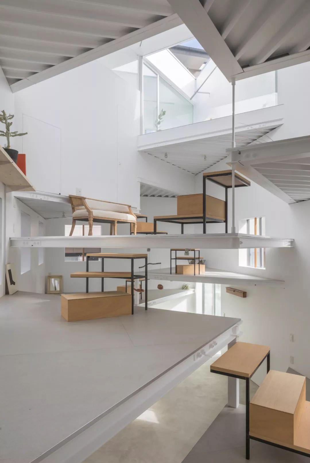 这些日本房子看着很简陋,但空间布局令人咋舌!_67
