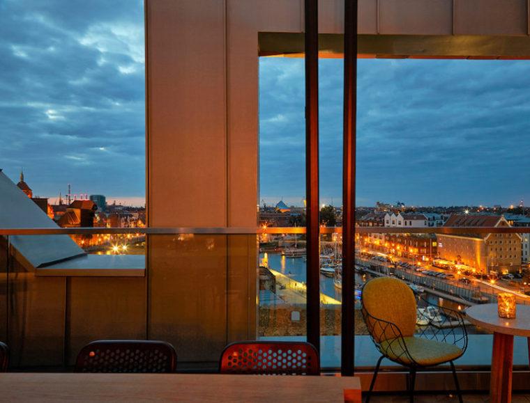 波兰靓丽色彩的PURO酒店-20