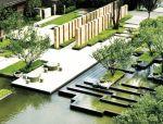 江畔山城——重庆悦湾混合住宅景观规划设计