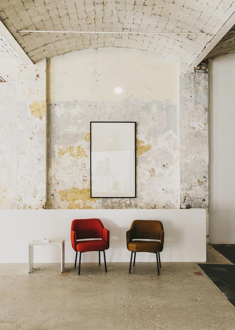 仓库建筑的古典风格Montoya办公楼内部实景图 (16)