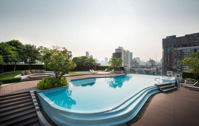 泰国Ceil公寓住宅景观设计_7