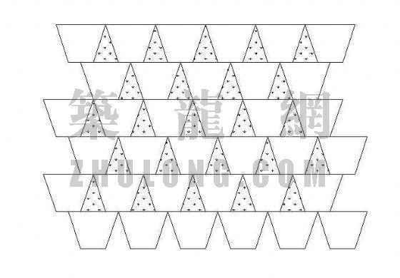 植草砖铺地详图-2