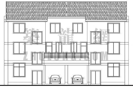小康农居建筑设计方案4-2