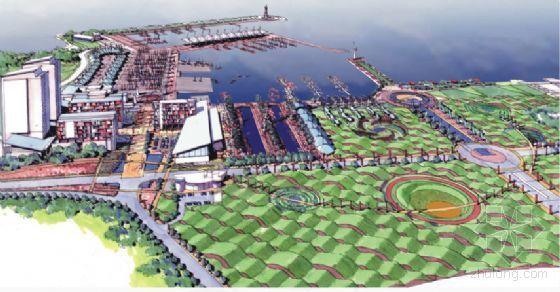 [泛亚国际]青岛国际帆船中心环境景观规划方案
