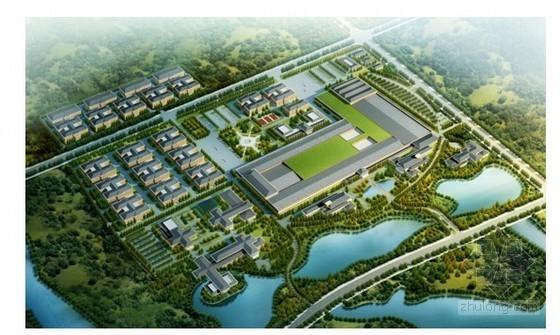 [湖北]综合厂房绿色施工管理实施规划方案(中建 多表)