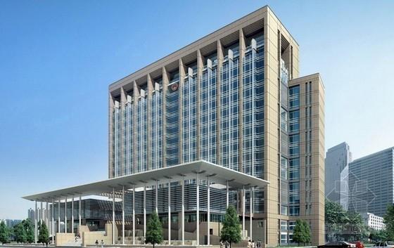 [北京]办公楼幕墙及外门窗工程施工合同(三方协议)