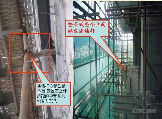 建筑施工架体连墙件安全技术讲解