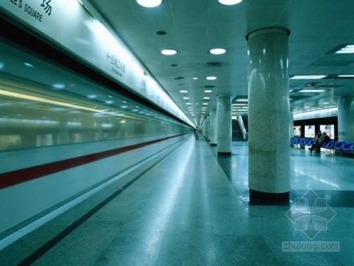 地铁站主体结构工程监理细则 117页(完整详细 双层岛式站台)