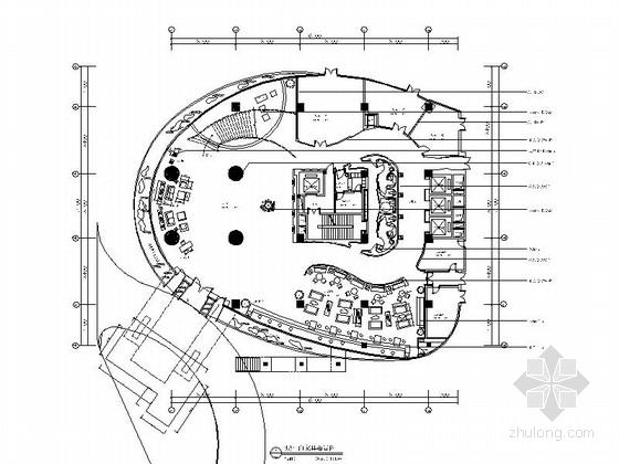 [重慶]首家生態藝術高端智能一體化五星酒店公共區域施工圖