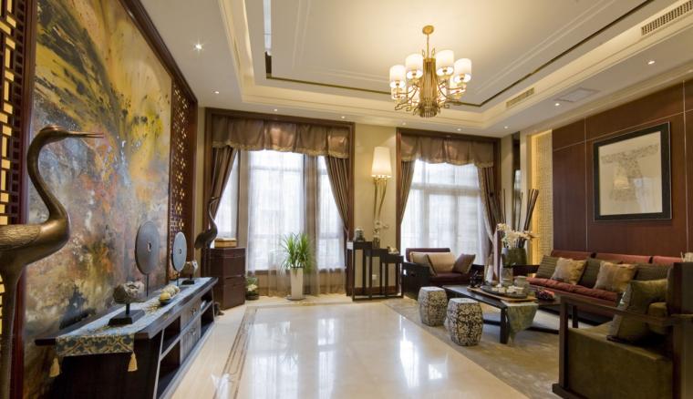 双流富豪新岸装修设计:室内可以用哪些东西来进行软装?