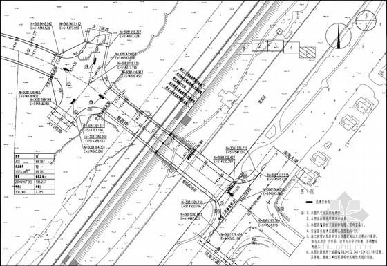 [PDF]双向四车道城市次干道工程全套施工图(80页 道路 交通工程)