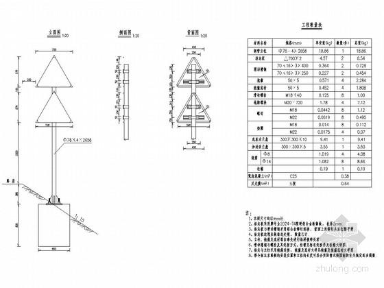 [重庆]城镇道路改建工程全套施工图设计182张(含交通工程)