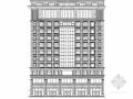 某十一层新古典风格写字楼建筑初步设计图