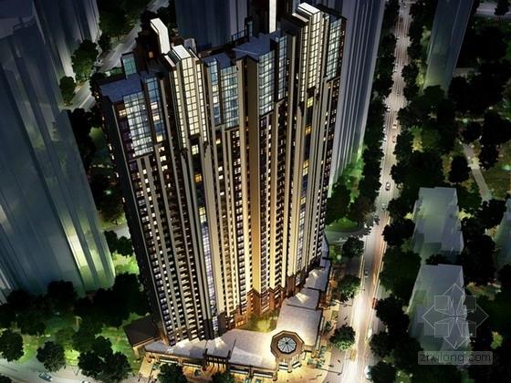 [上海]欧式风格住宅区规划设计方案文本(含CAD 附  图丰富)