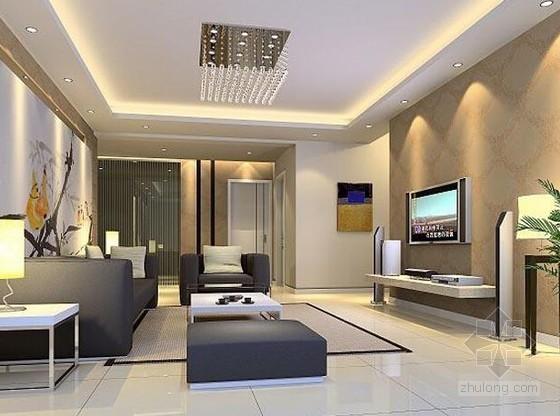 住宅楼室内装饰工程预算书(含图纸)
