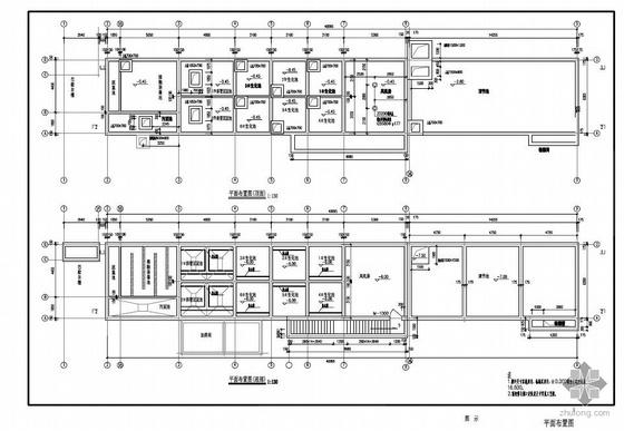某污水处理池结构设计图