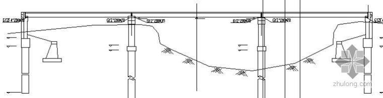 简支梁桥梁完整施工图
