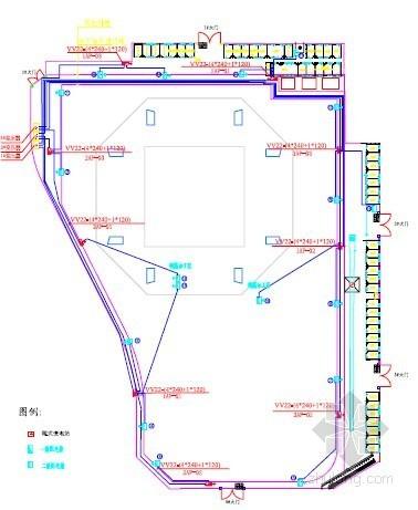 [深圳]500米超高层建筑现场临时用电施工组织设计