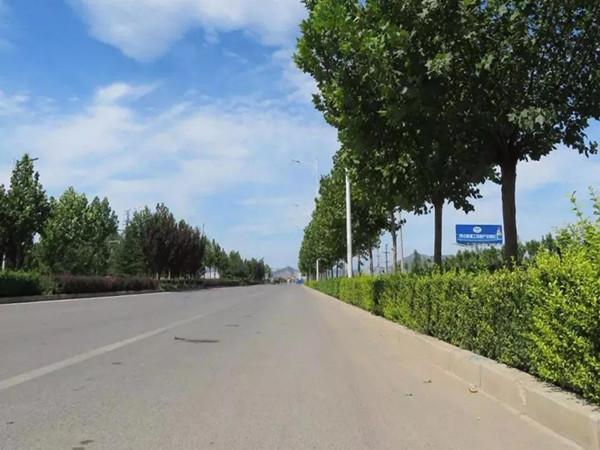 开发区道路工程可行性研究报告