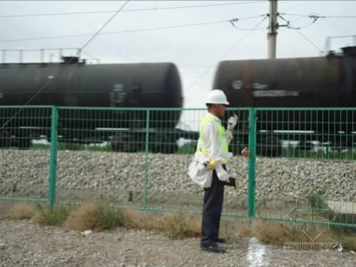 [兰州]临近铁路既有线施工监理安全讲义