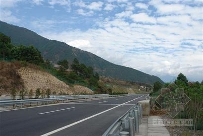 [四川]双向四车道高速公路施工组织设计