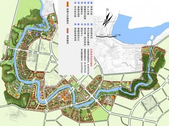 [四川]人性化城市滨水公共空间设计方案