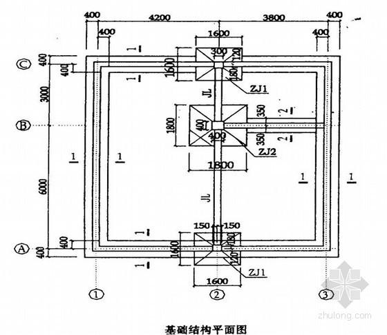 [浙江]2012年土建造价员考试实务试题解析(附图纸及计算过程)