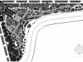 [重庆]城市滨河公园园林景观工程施工图(包含彩平总图)