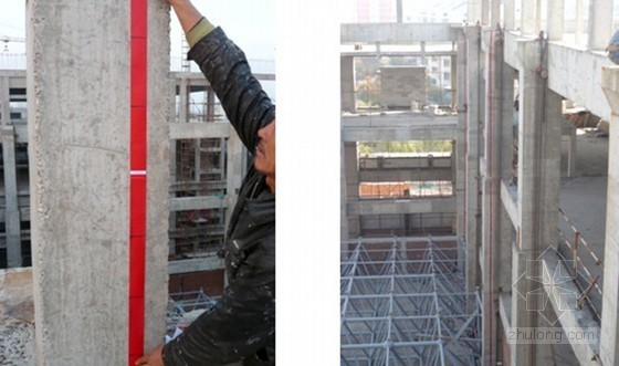 大跨度钢结构网架整体提升施工工法